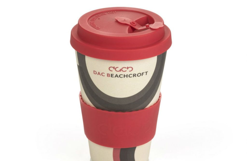 DAC Beachcroft Bamboo mug