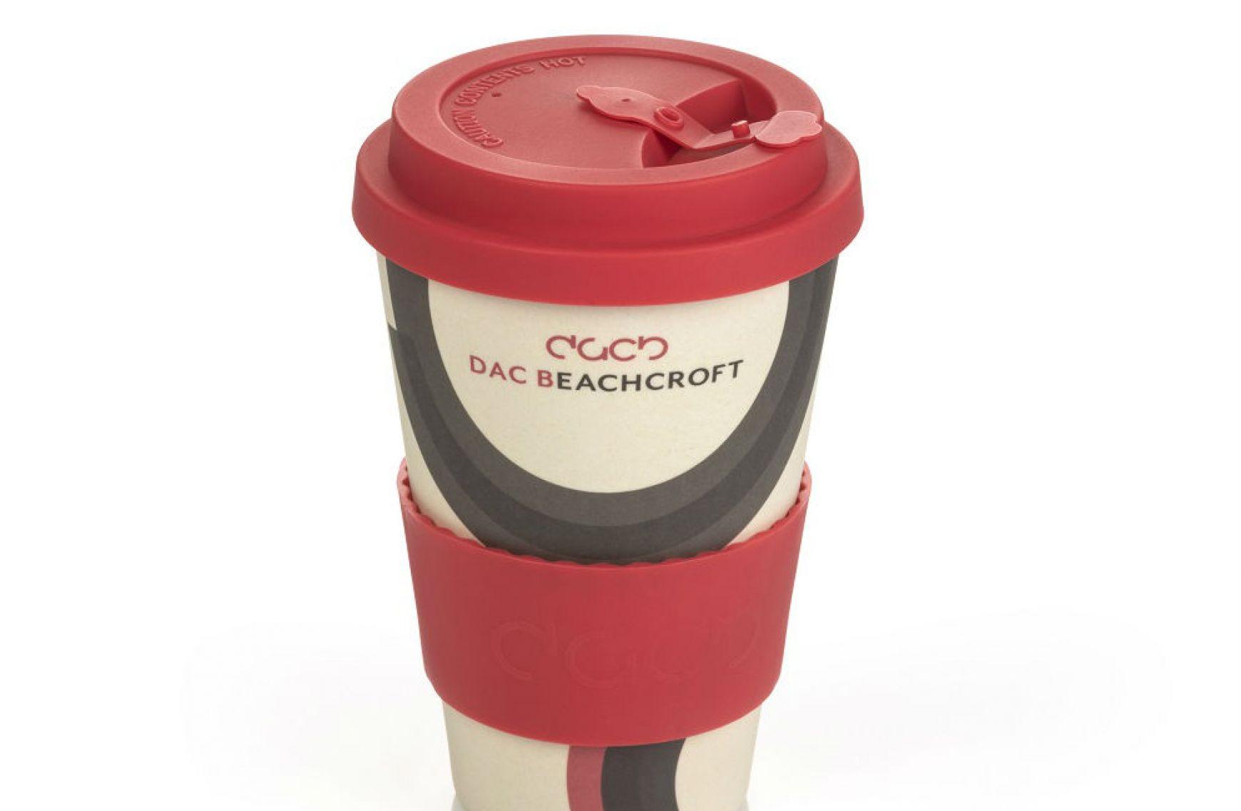DAC Beachcroft Bamboo mug
