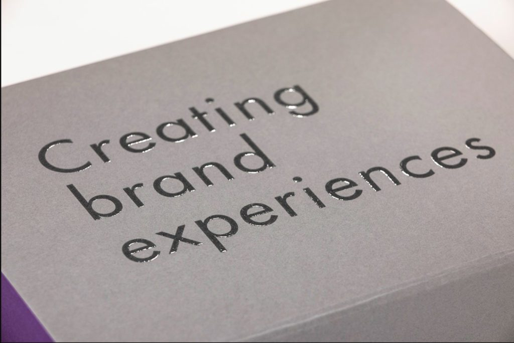 creating brand experiences