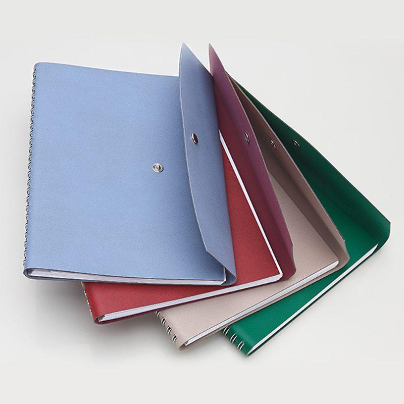 Regenerated Leather Notebooks
