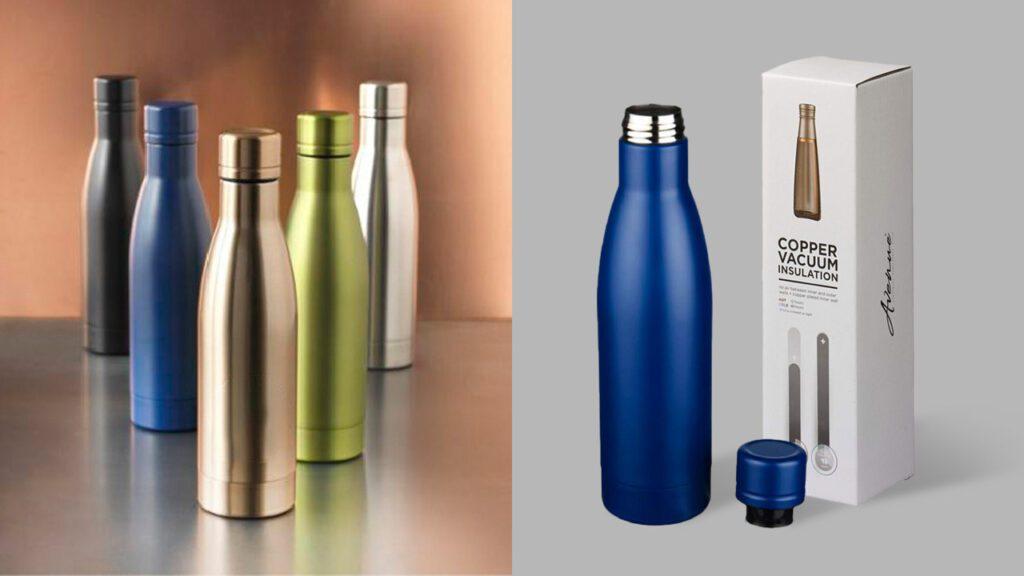 Copper Vacuum Insulated Sport Bottle