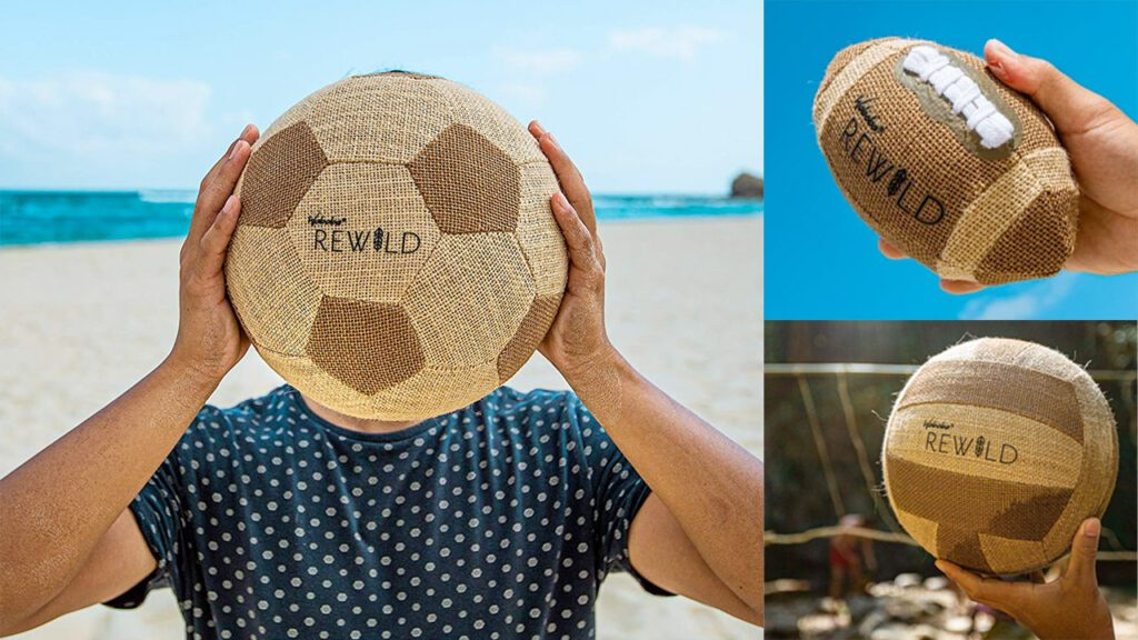 sustainable sports items
