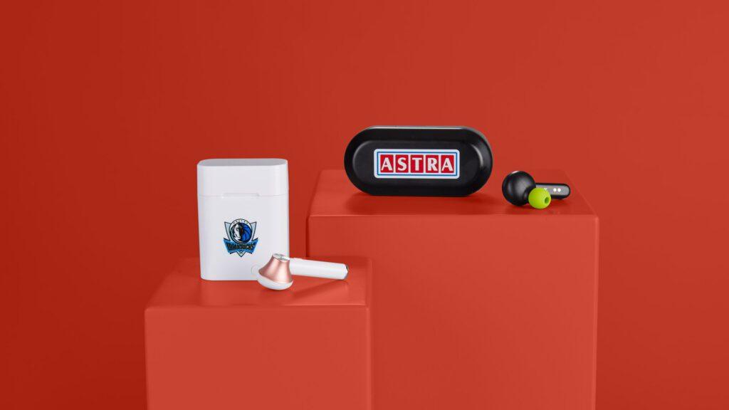 Wireless Branded Earbuds