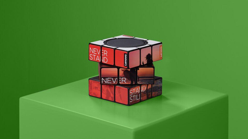 Rubiks Speaker