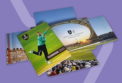 Surrey County Cricket Pack
