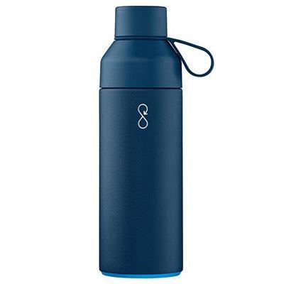 ocean blue bottle